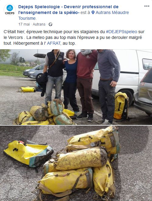 Screenshot-2018-6-18 2 Dejeps Speleologie - Devenir professionnel de lenseignement de la spéléo- - Publications
